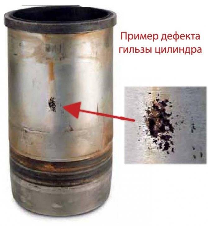 Лопнула гильза в блоке цилиндров: причины и доступные способы ремонта