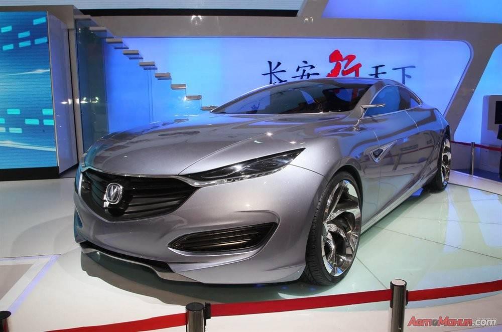 Чанган: модельный ряд китайского автопроизводителя