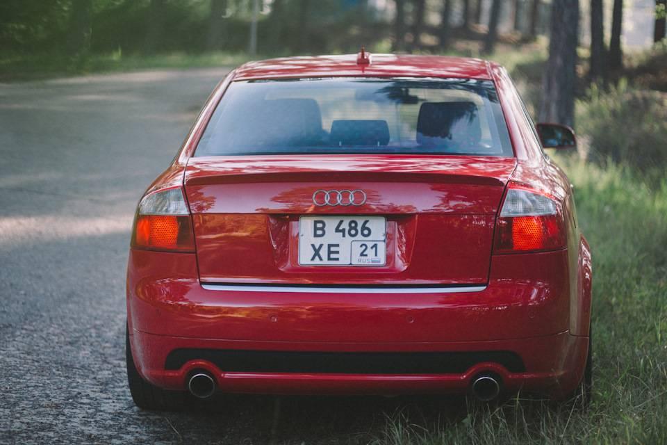 Audi a4 б/у – стоит ли покупать подержанный премиум-класс?