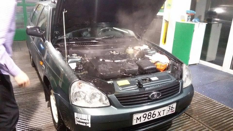 Зачем мыть двигатель автомобиля: рассматриваем процедуру со всех сторон