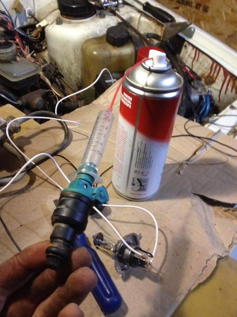 Сообщества › сделай сам › блог › станция для промывки инжектора — своими руками за 5 минут —