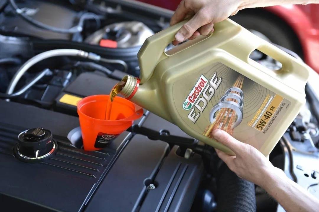 Инструкция по замене масла в двигателе своими руками