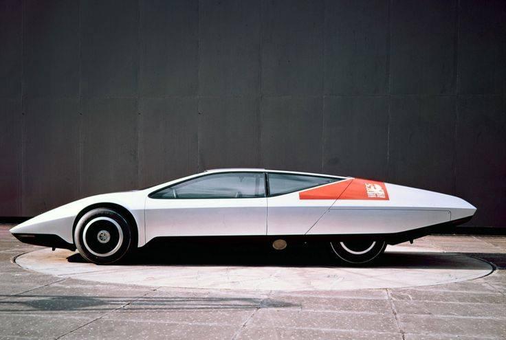 Ящик пандоры  – топ-9 концептуальных автомобилей ссср, которые опередили свое время