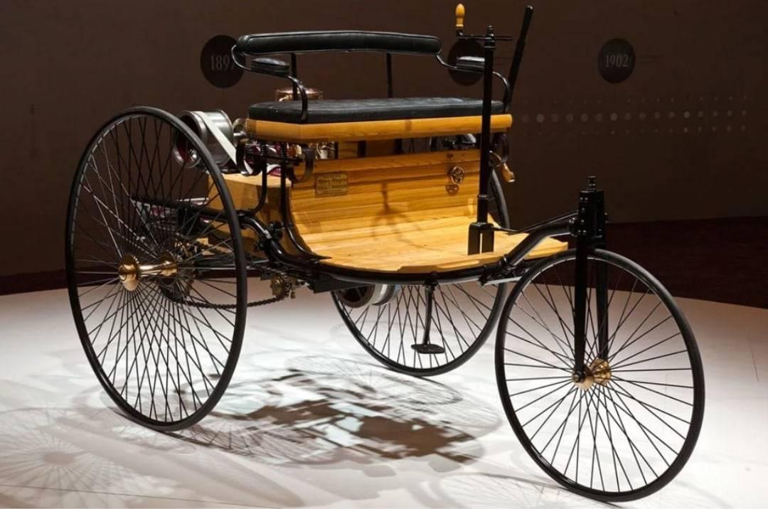 Откуда произошли машины. как на самом деле был устроен первый автомобиль