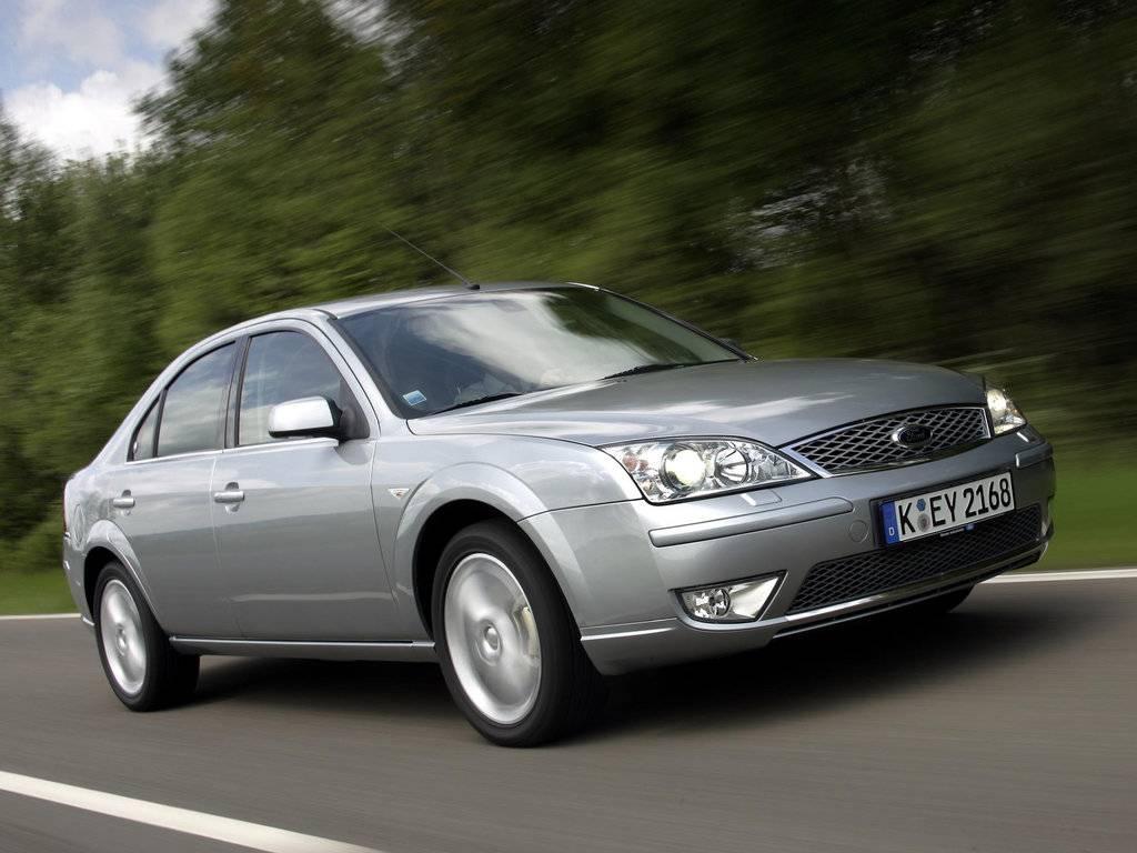 Форд мондео 3 поколения. с барских плеч: выбираем ford mondeo iii с пробегом