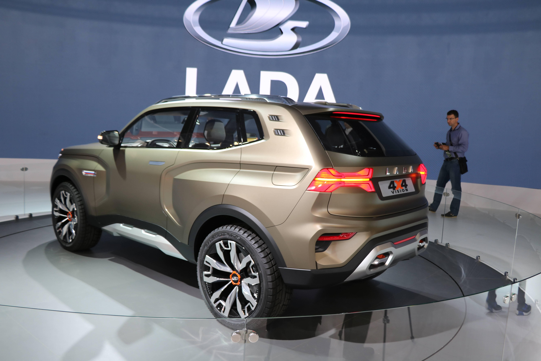 Стало известно, как изменилась обновленная LADA 4×4
