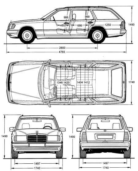 Mercedes-benz w124: есть ли смысл искать на вторичном рынке?