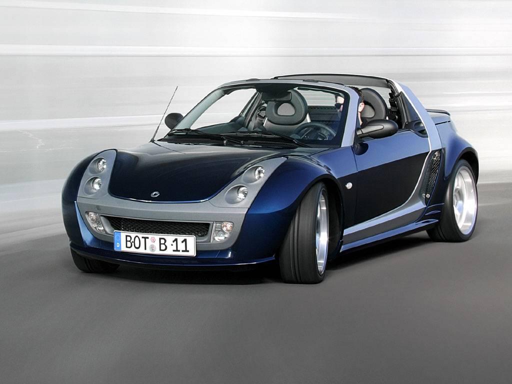 И целого миллиона мало: опыт владения smart roadster. smart roadster