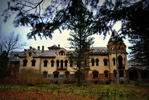 Топ 25 интересных малоизвестных мест ленинградской области
