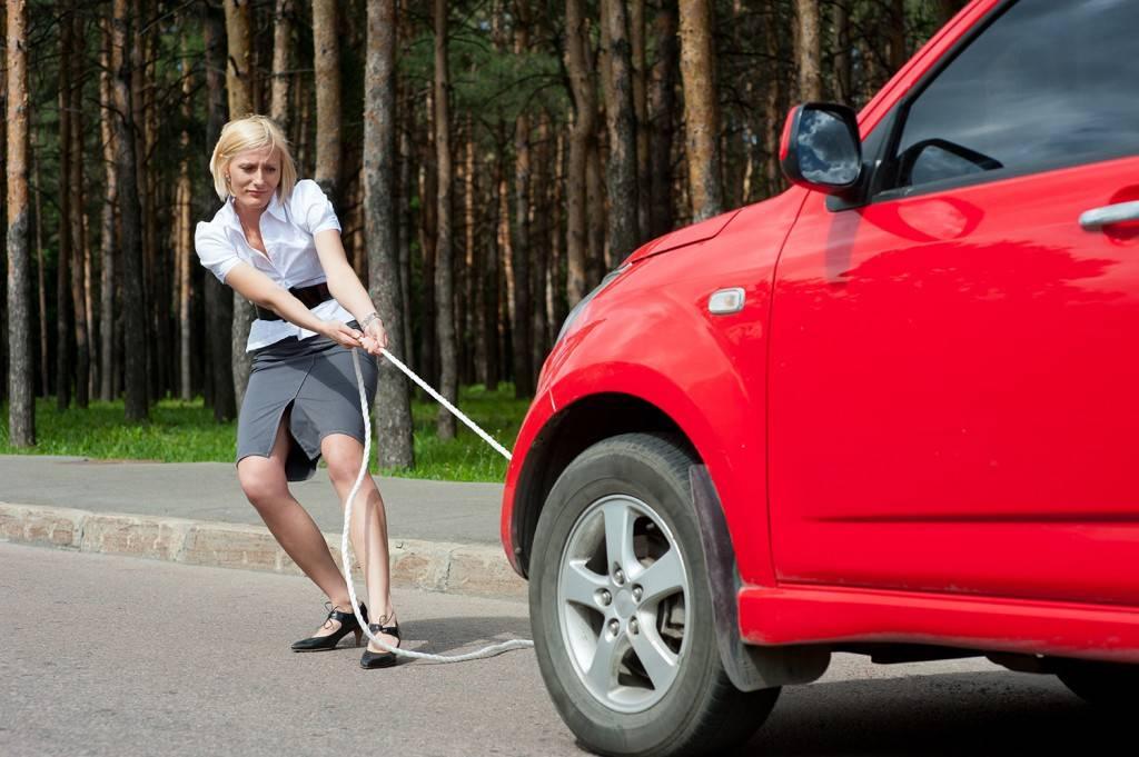 Что делать, если ваш автомобиль оказался заблокированным