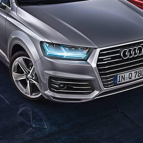 Подробно об автомобиле ауди q7: характеристики, эксплуатация, отзывы