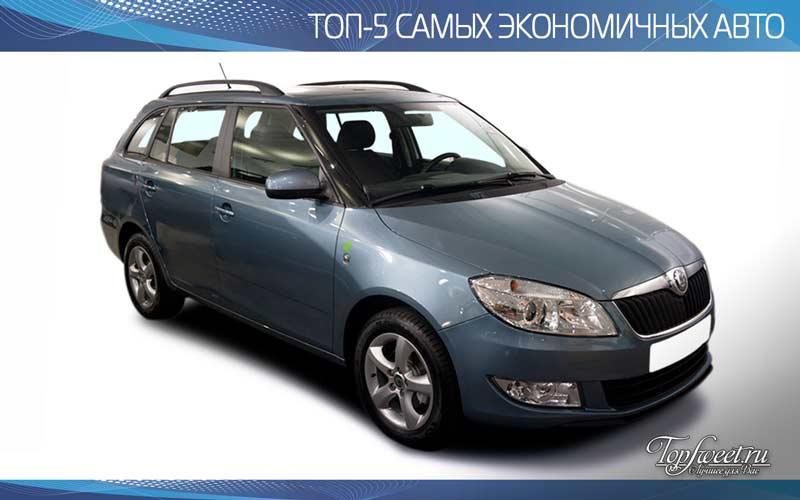 ТОП-5 самых экономичных автомобилей на российской вторичке