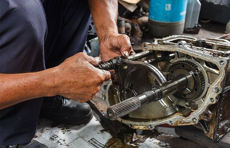 Топ 6 ошибок, убивающих механическую коробку передач