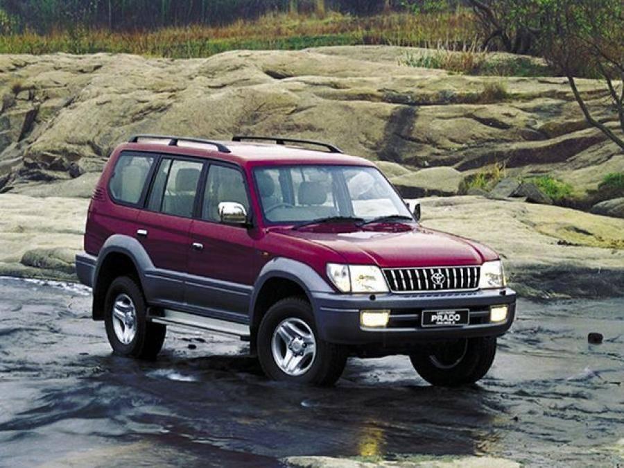 Что случилось с легендой: вся правда о Toyota Land Cruiser Prado 90