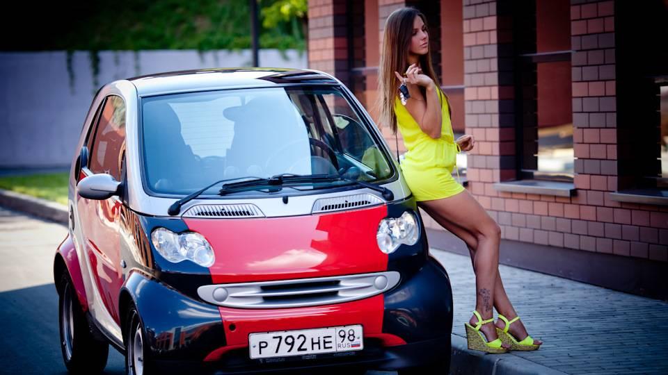 Эксперты назвали десять «женских» марок авто