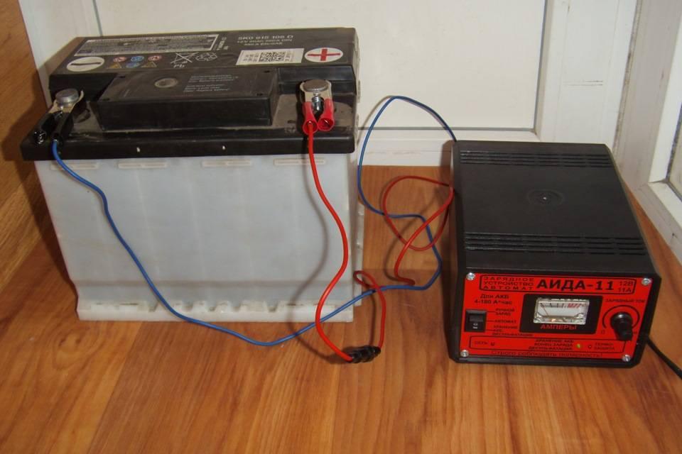 Самодельное автоматическое зарядное устройство  для автомобильного аккумулятора