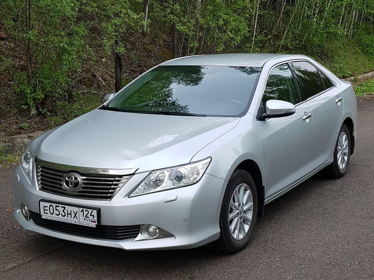 Что хорошо и плохо в Toyota Camry ХV50: отзывы владельцев