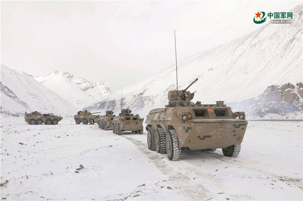 Боевая машина пехоты norinco vn12 (китай)