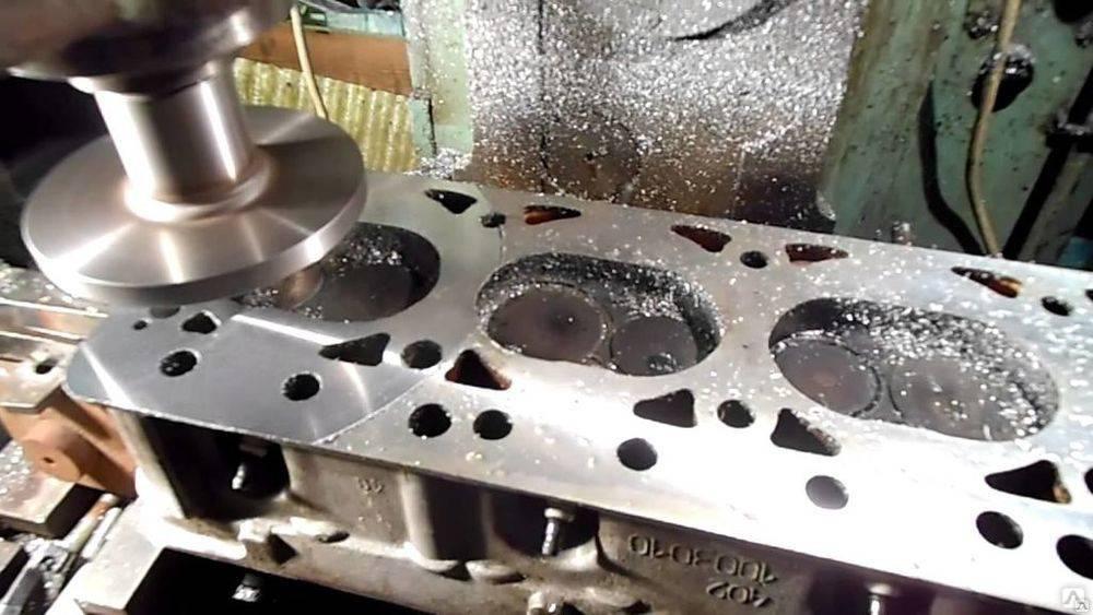 Ремонт блока цилиндров двигателя своими руками