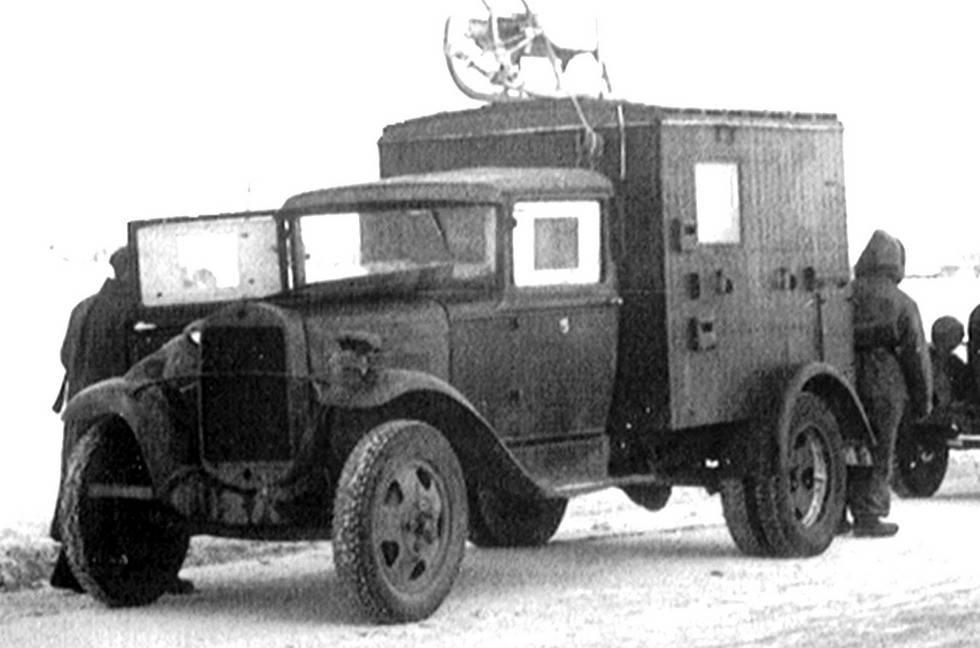 Незнакомая боевая полуторка: легкие военизированные грузовики газ