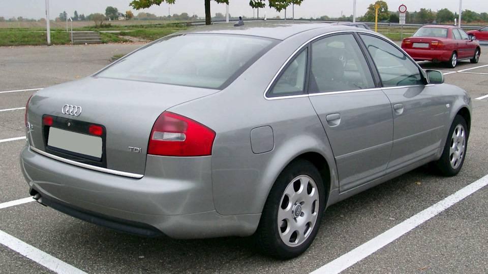 Audi a6 c7 (2011-2018) – сумеречная зона