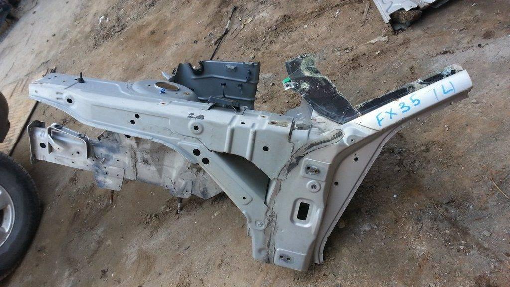 Лонжерон автомобиля – конструкция, функционал, ремонт