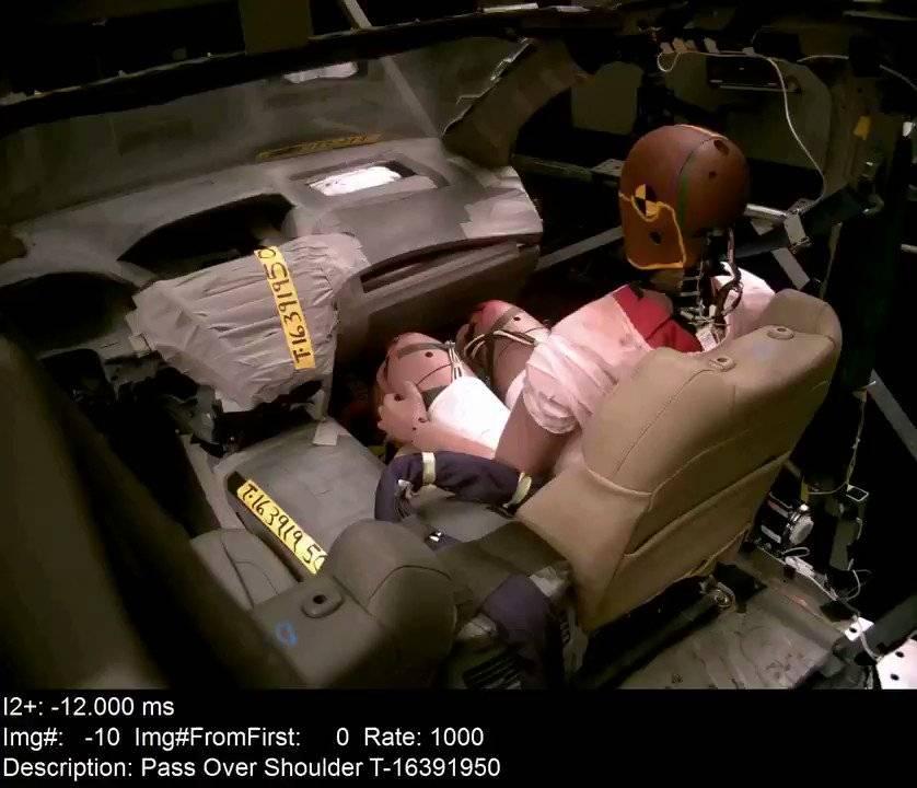 Подушка безопасности: друг и враг — – автомобильный журнал - avtoataman.ru