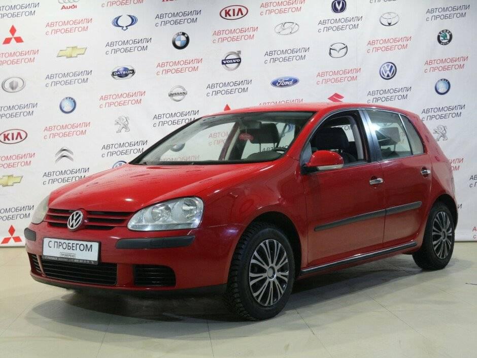 Фольксваген гольф 5 б/у, отзывы об автомобиле с пробегом, возможные недостатки и неисправности vw golf 5