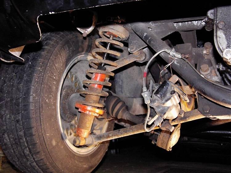 3 правила, которые помогут продлить жизнь резиновых деталей подвески автомобиля
