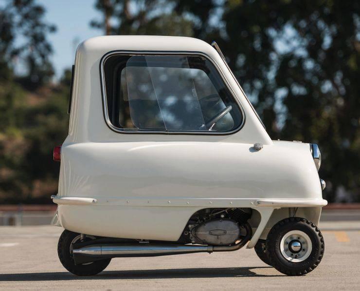 Топ 10 самых маленьких машин в мире: фото, марки, характеристики - topautomobil.ru