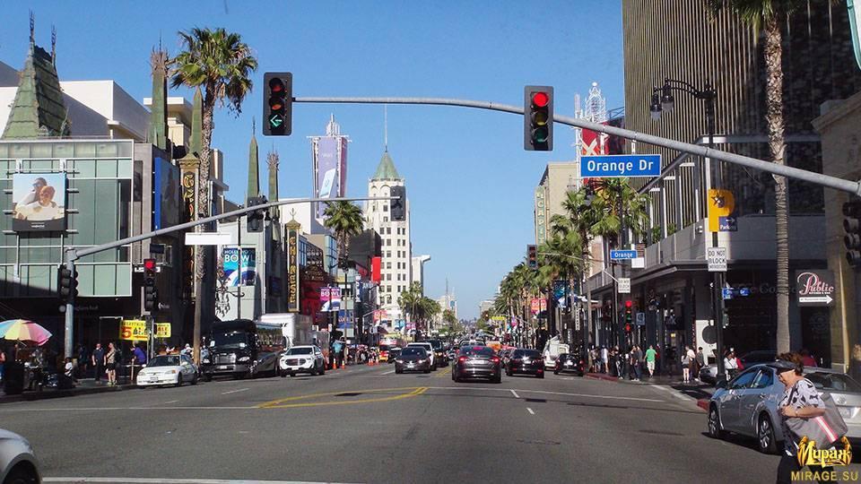 В одиночку в лос-анджелес! – как путешествовать одному