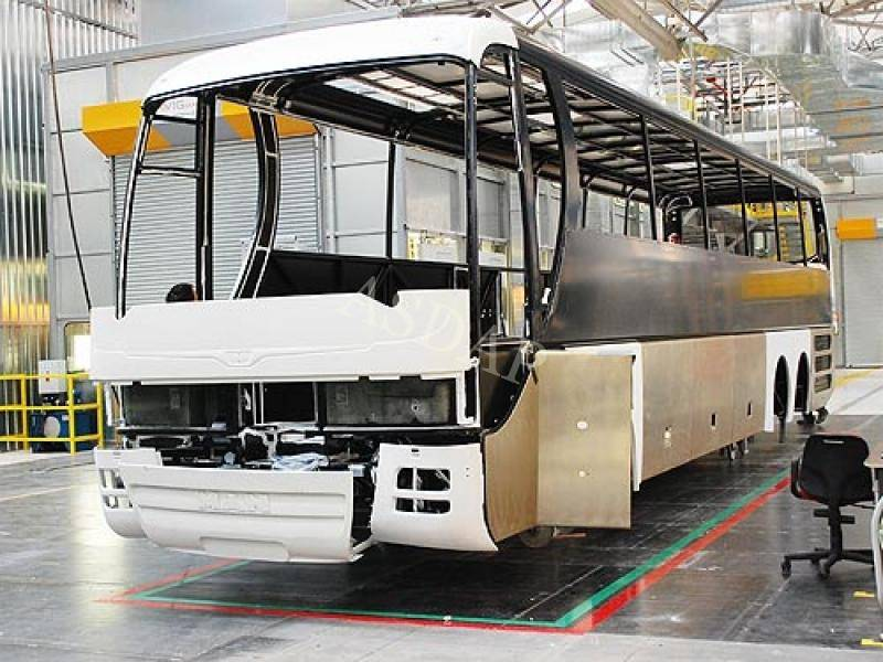 Автобусы пассажирские man1