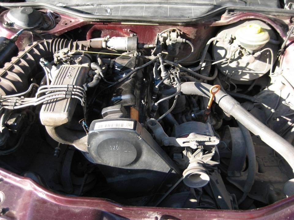 Какой дизельный двигатель можно поставить на ауди 100