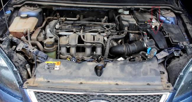 Самостоятельная замена топливного фильтра в форд фокус 1, 2 и 3