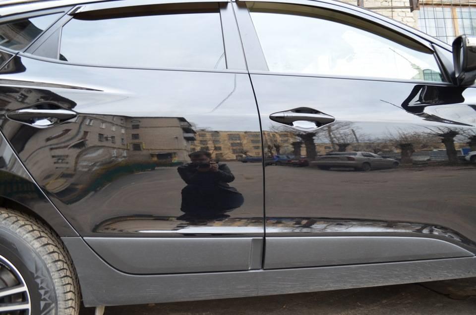 Что такое жидкое стекло для автомобиля и как покрыть машину жидким стеклом?
