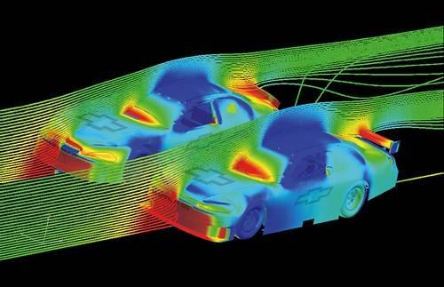 Аэродинамическое сопротивление автомобиля