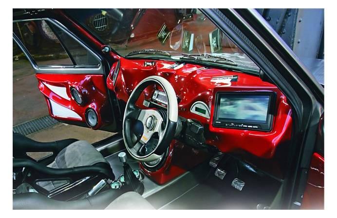 Тюнинг своими руками - лучшие идеи, особенности применения современных материалов и основные нюансы улучшения авто (145 фото)