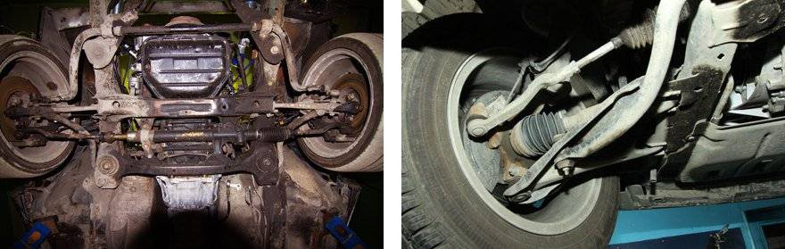 Диагностика подвески автомобиля на вибростенде: доверяй, но проверяй!