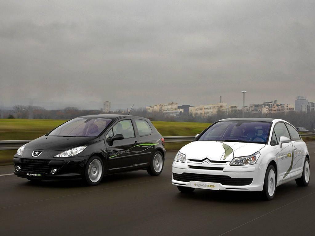 А есть ли разница? Citroen C4 II и Peugeot 308 I рестайлинг