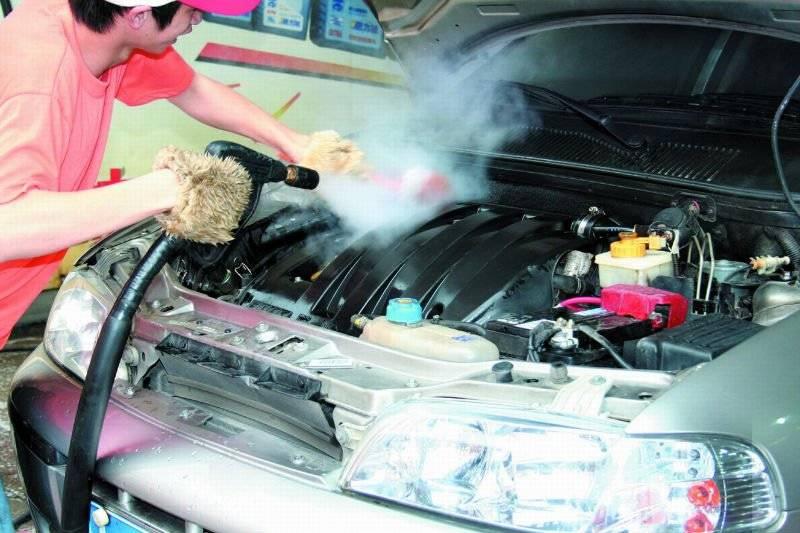 Чем отмыть двигатель от масла и грязи в домашних условиях – средства