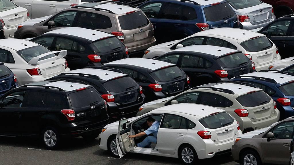 Какие японские автомобили любят в России больше всего