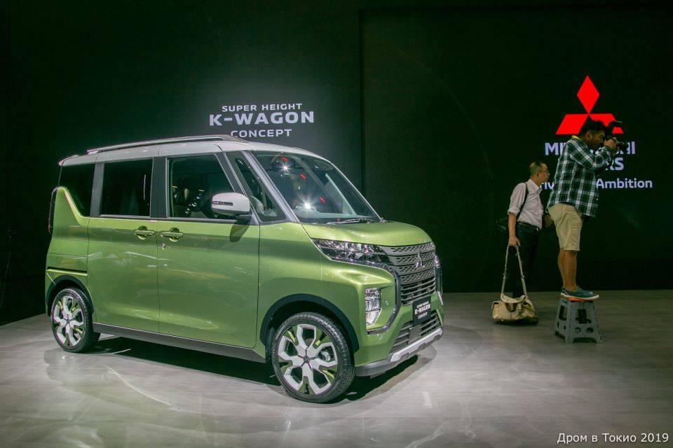 Автосалон в токио 2019. чудеса или причуды?