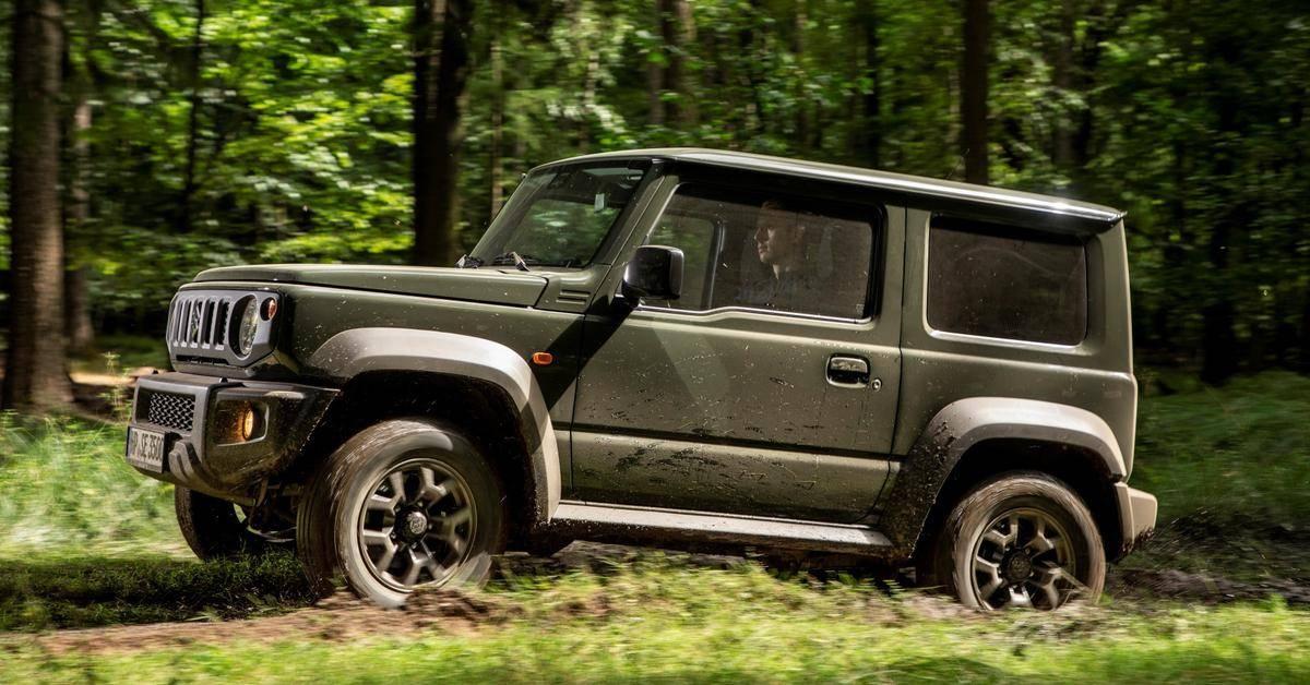 2,5 миллиона зараму: пока ещё доступные бюджетные рамные внедорожники › usedcars.ru — автомобильный портал