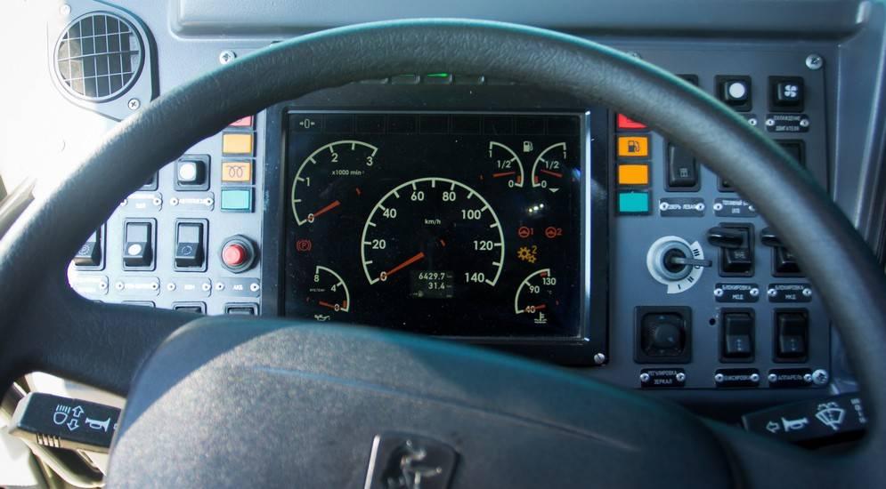 Камаз 6560 технические характеристики, двигатель, устройство, цена, фото