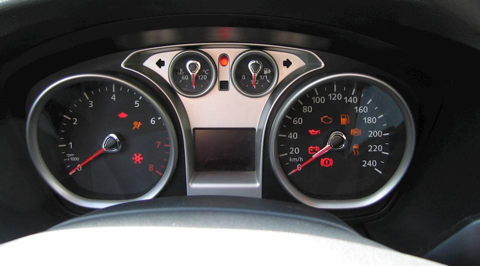 Неисправен двигатель на ford focus 2: что делать и как читать ошибки