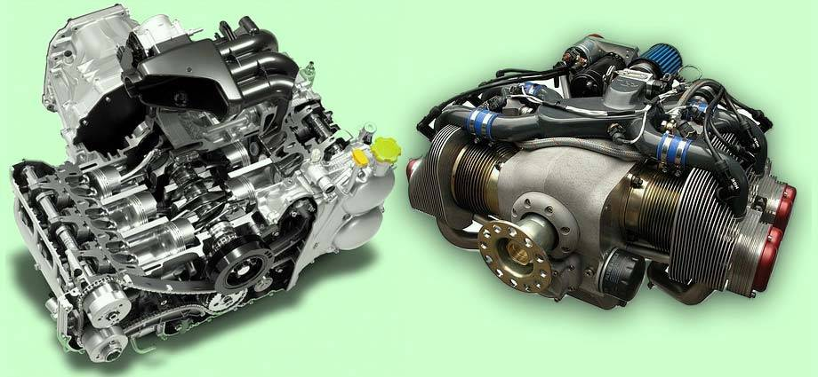 Оппозитный двигатель subaru: плюсы и минусы | плюсы и минусы
