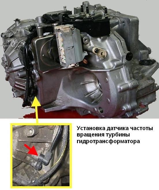 Замена масла в АКПП Рено Логан 1.6