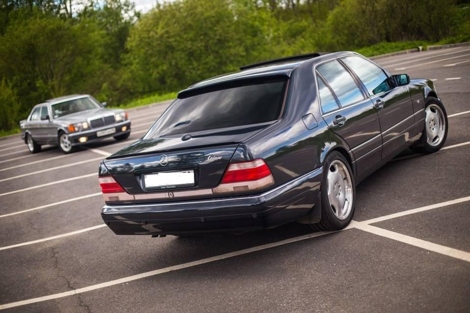Овер-инжиниринг выбираем mercedes-benz s-class w140 c пробегом - – автомобильный журнал
