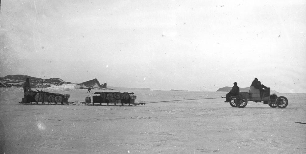 История советского антарктического вездехода «харьковчанка»: почему он был лучше американского «снежного крейсера»