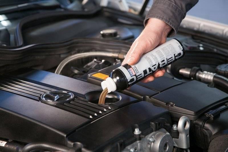 Нужно ли промывать двигатель при замене масла, основные средства для промывки мотора